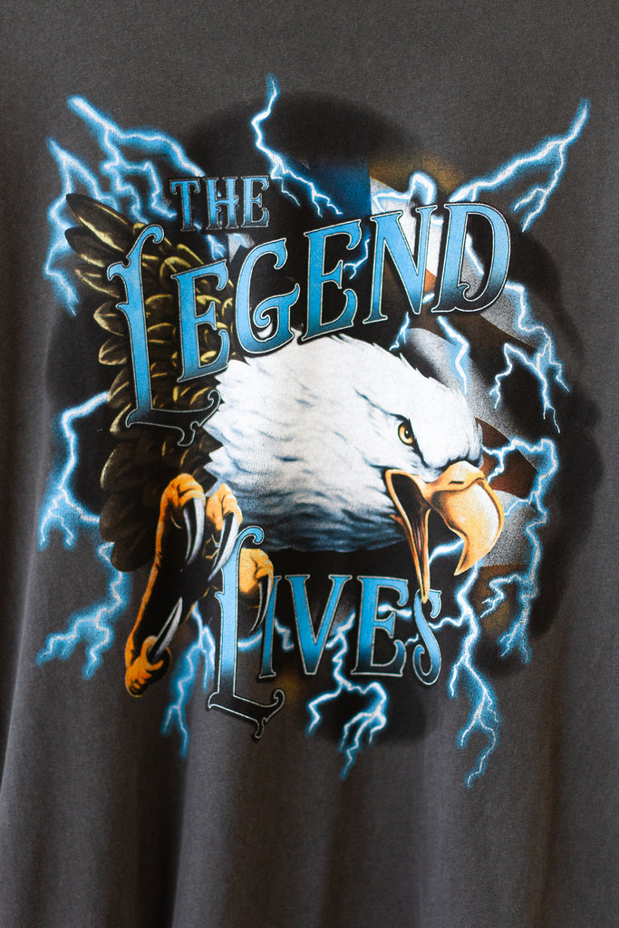 Legend Lives Graphic Tee