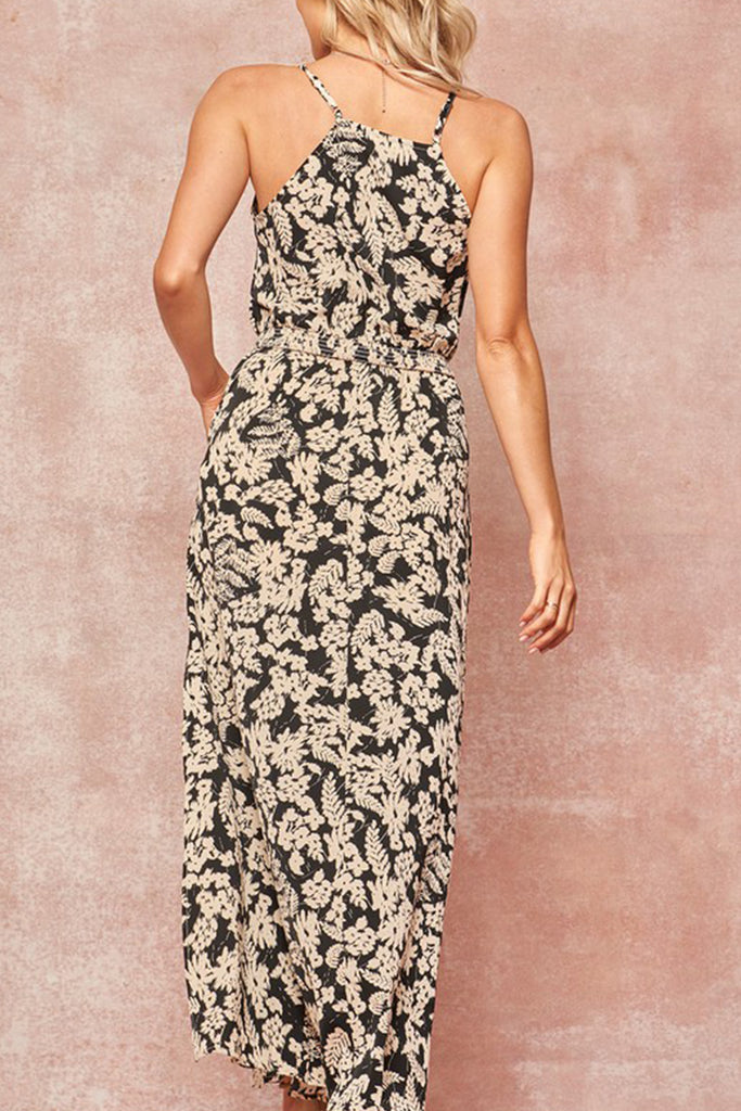 Get It Together Floral Maxi Dress by For Good
