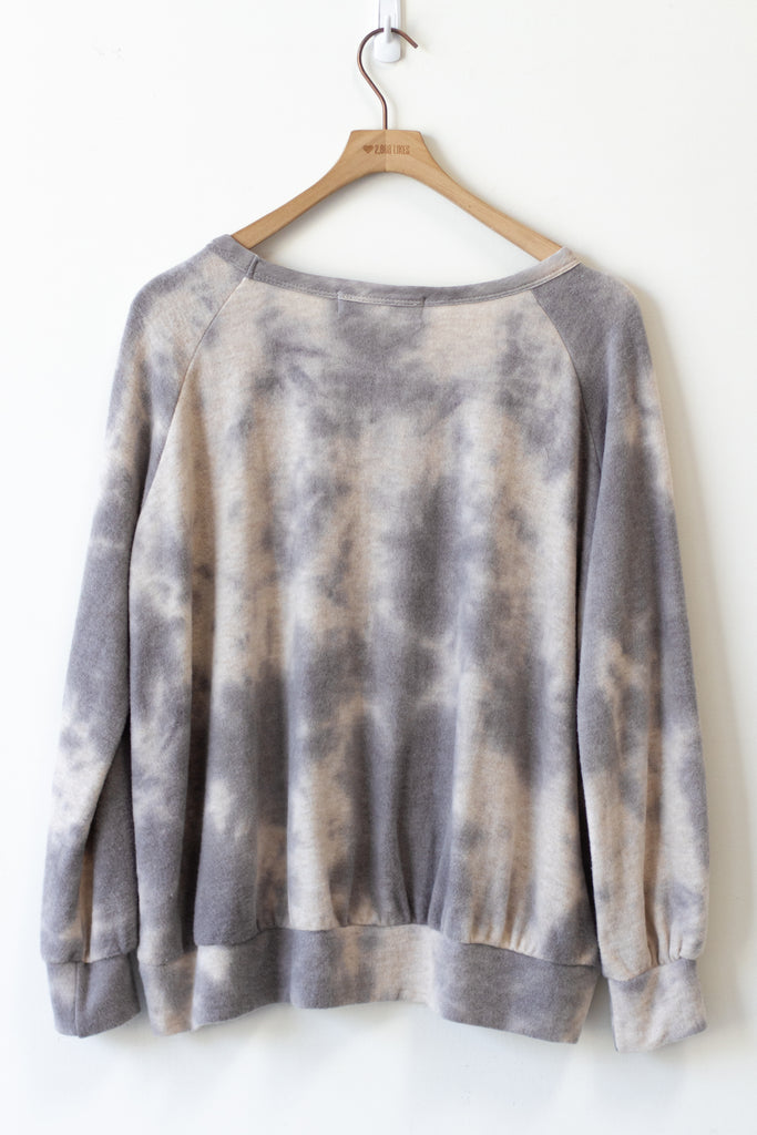 Heartache Tie Dye Sweater