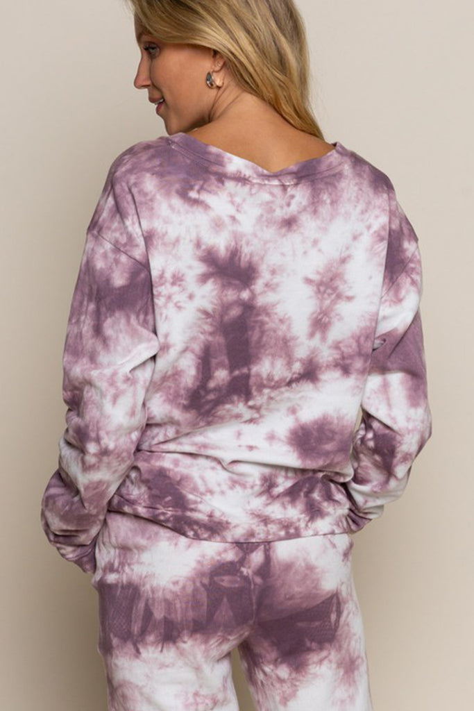 Call It Cozy Tie Dye Sweater By For Good