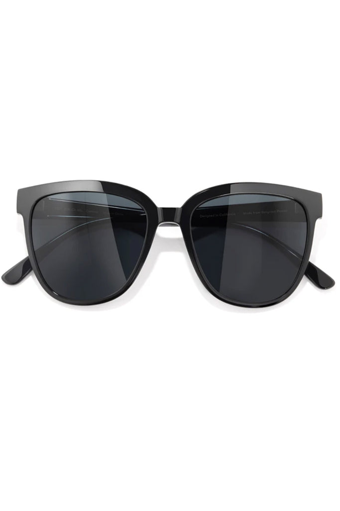 big black matte sunglasses