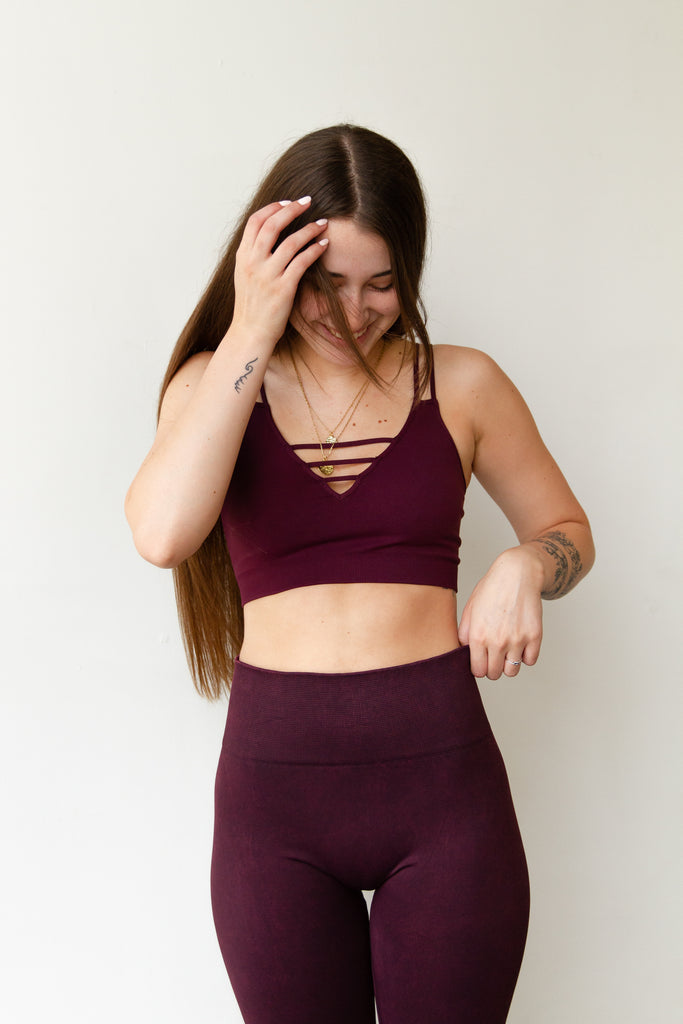 Mindful Sports Bra By For Good