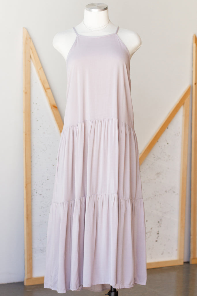 Seeing Chic Maxi Dress by For Good