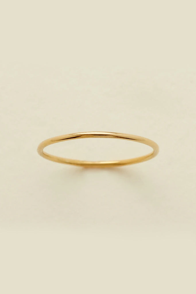 Round Stacking Ring by Made by Mary