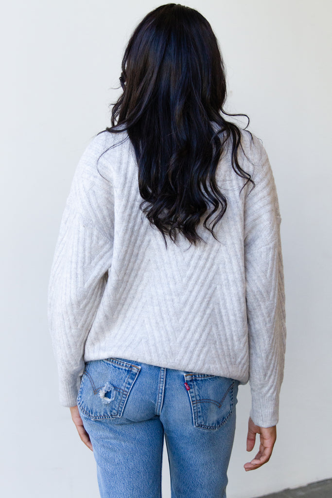 Our Time Knit Sweater