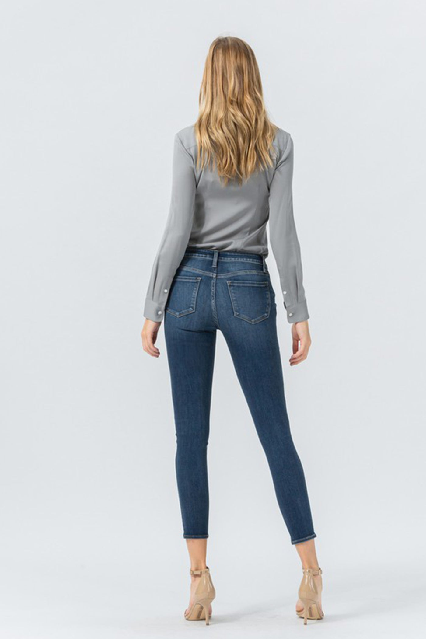 Secretly Wild Skinny Jeans by For Good
