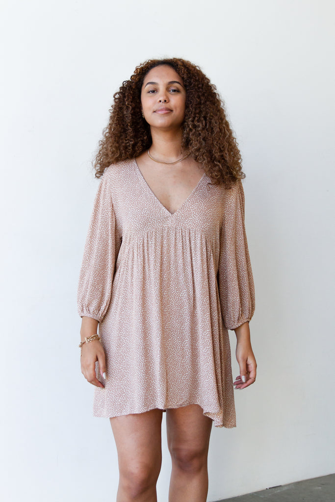 Free Spirit Babydoll Dress