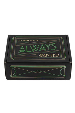 What You Always Wanted Gift Box by For Good