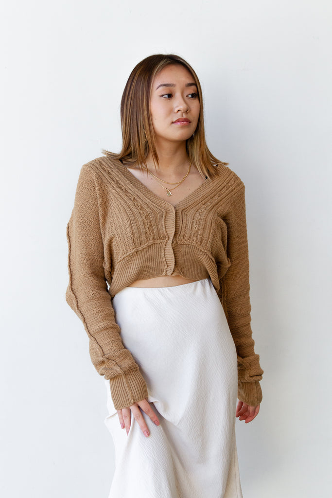 The Edge Knit Cardigan