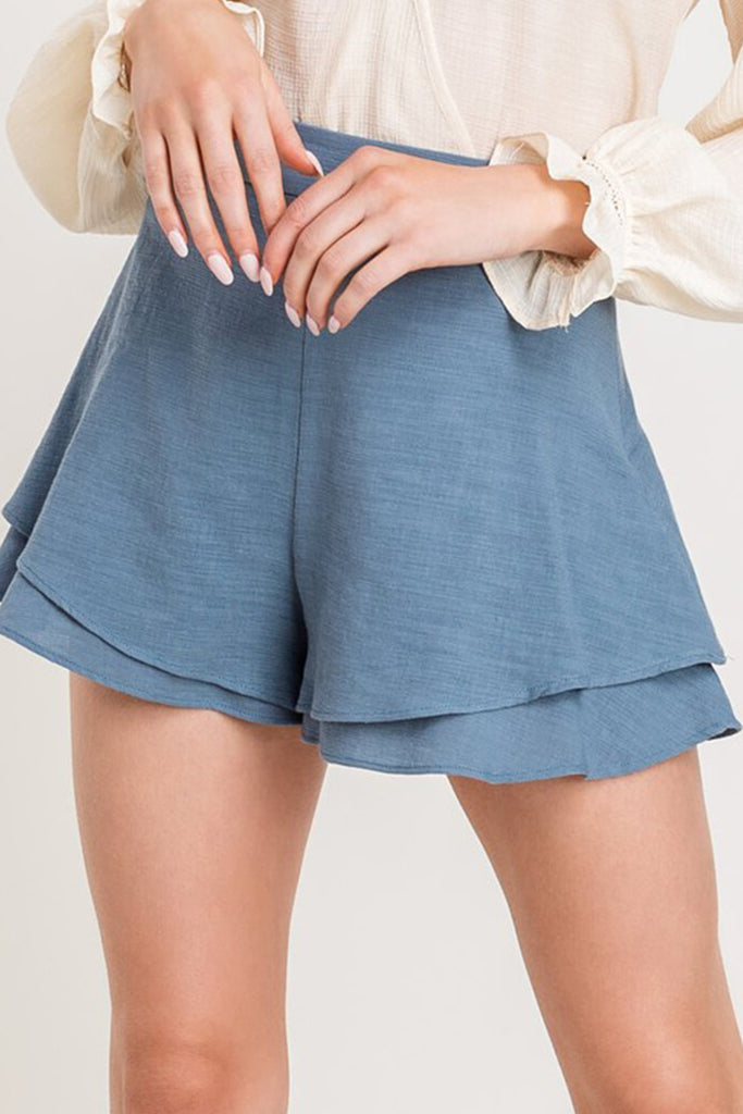 Trust In Me Ruffle Shorts