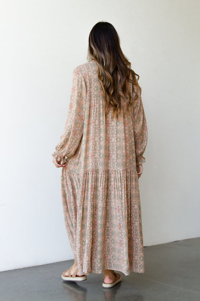 So Loved Maxi Dress By For Good