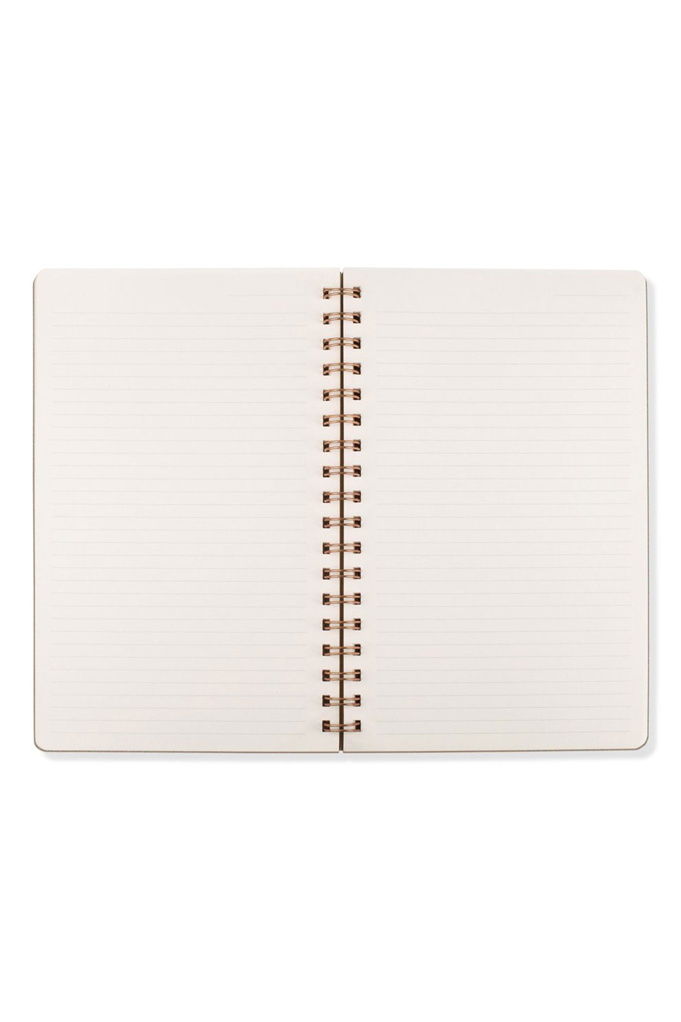 Canvas Abstract Face Notebook by For Good