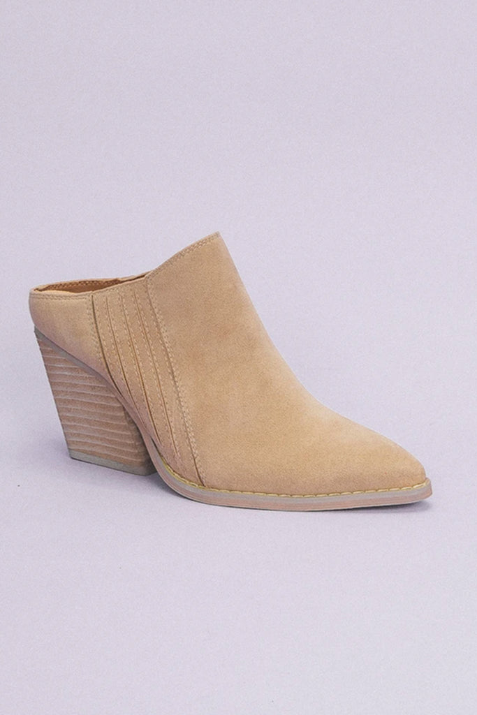 The Hideaway Bootie by For Good