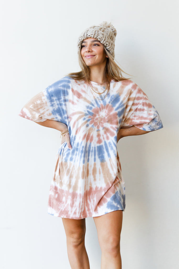 Out Tonight Tie Dye Top