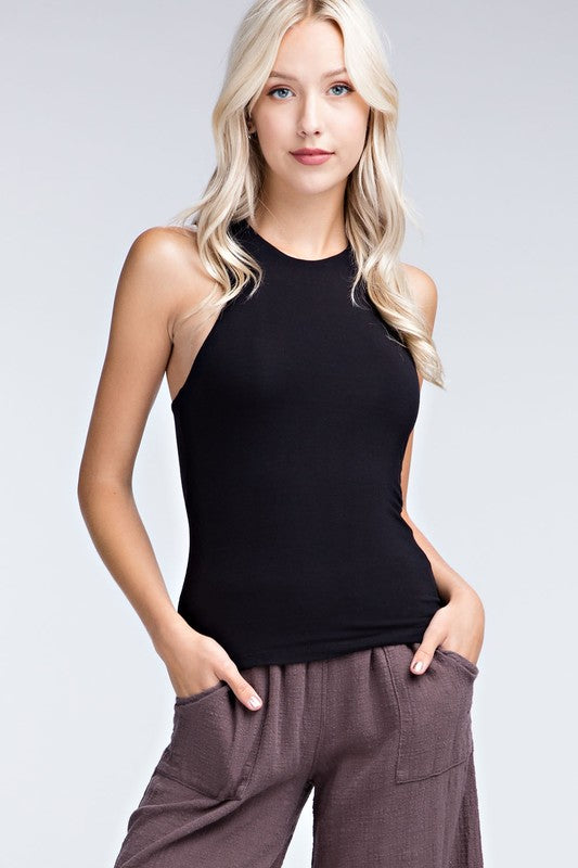 Into You Sleeveless Top