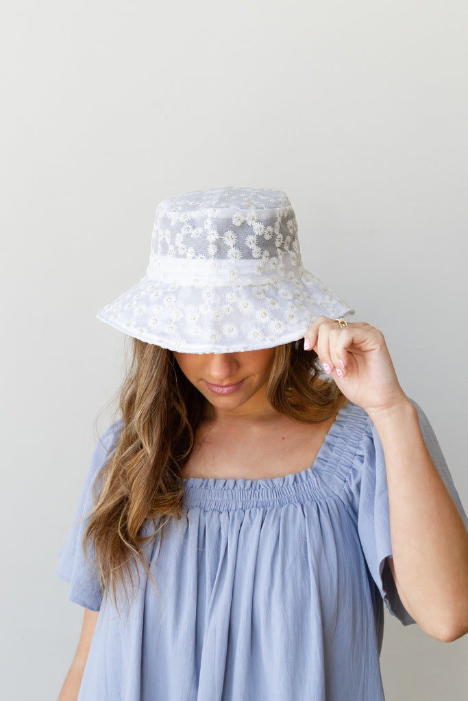 The Daisy Bucket Hat