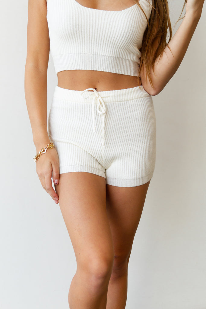 This Feeling Fuzzy Shorts