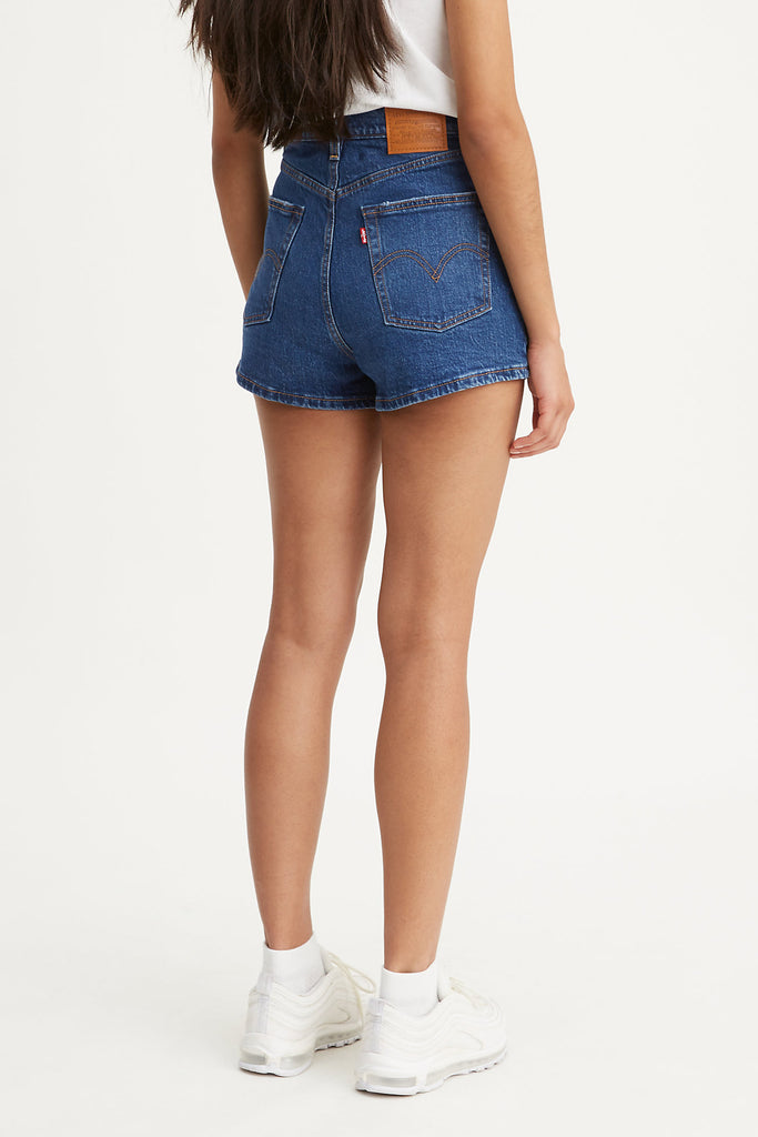 Game of Love Ribcage Shorts by Levi's
