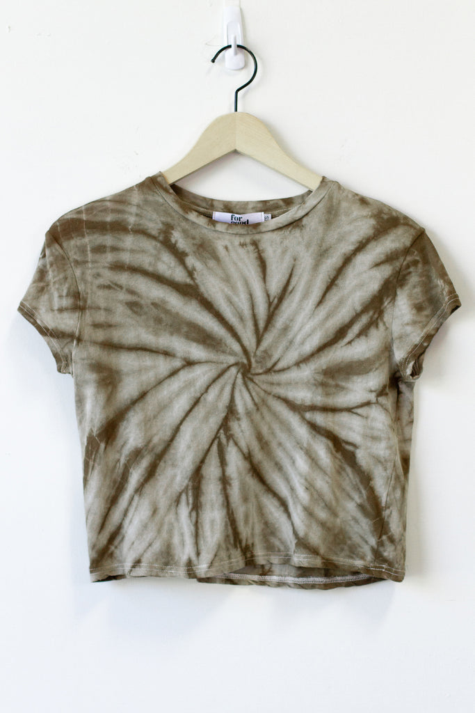 My Kind Of Love Tie-Dye Top by For Good
