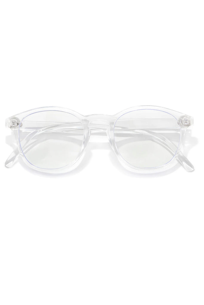 Yuba Clear Blue Light Glasses by Sunski