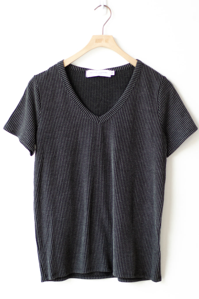 Dream Big Ribbed Top