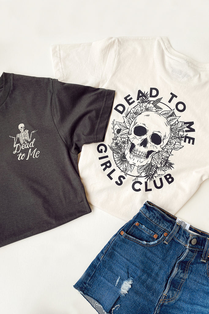 Girls Club Graphic Tee
