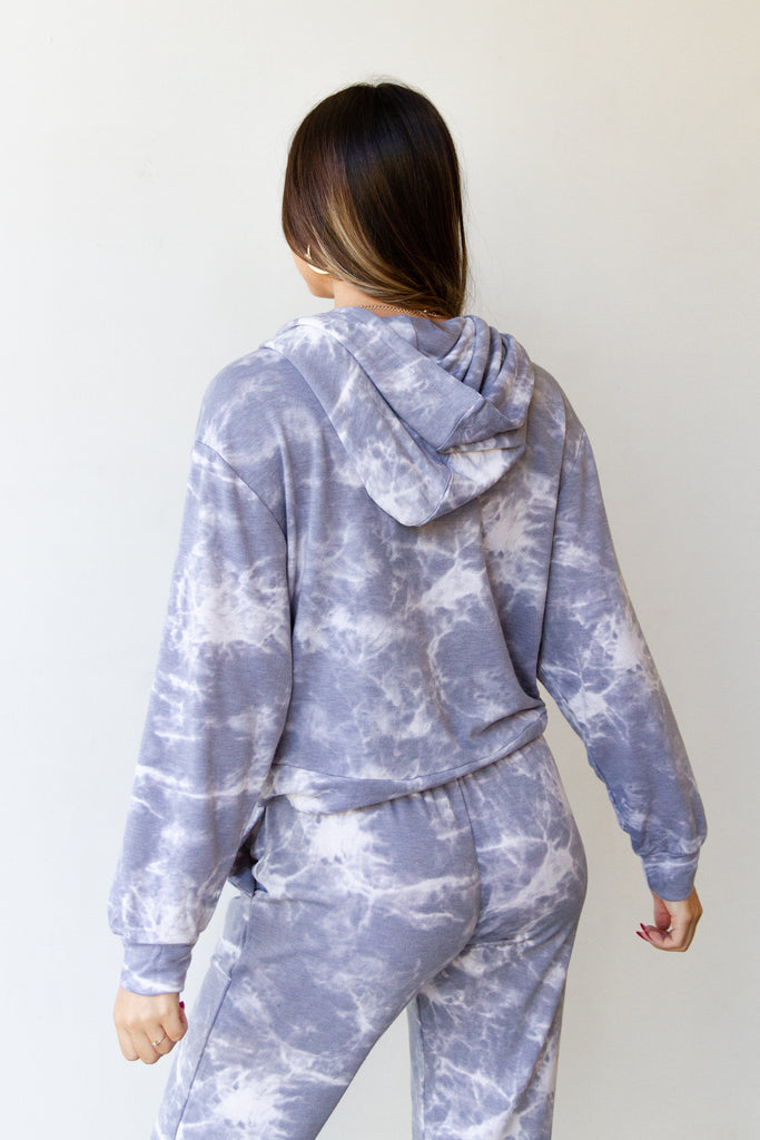 My Person Tie Dye Hooded Sweater By For Good