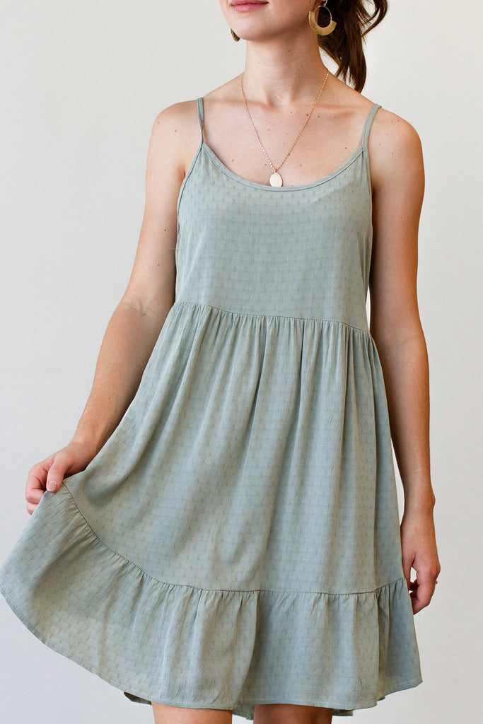 Jump To It Cami Dress