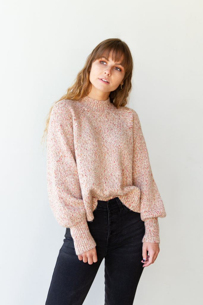 Motive Knit Sweater By For Good