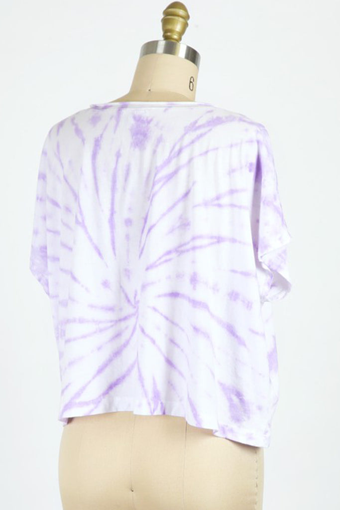 Next To You Tie-Dye Top