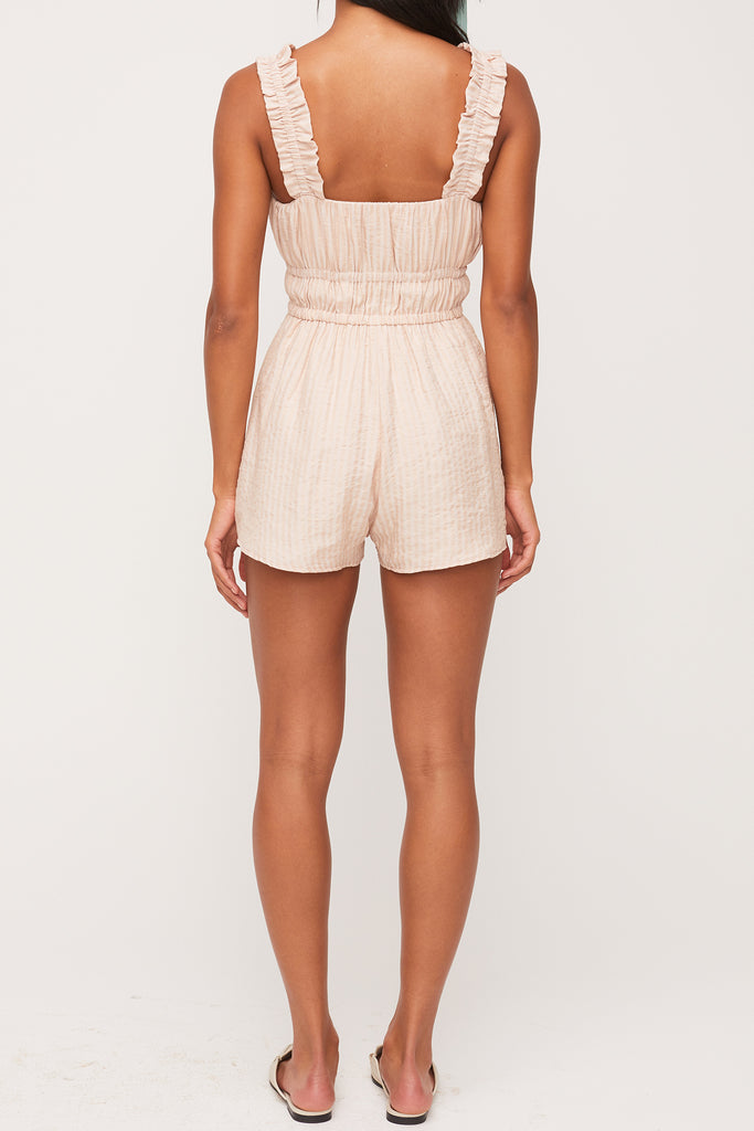 Natural Cami Romper