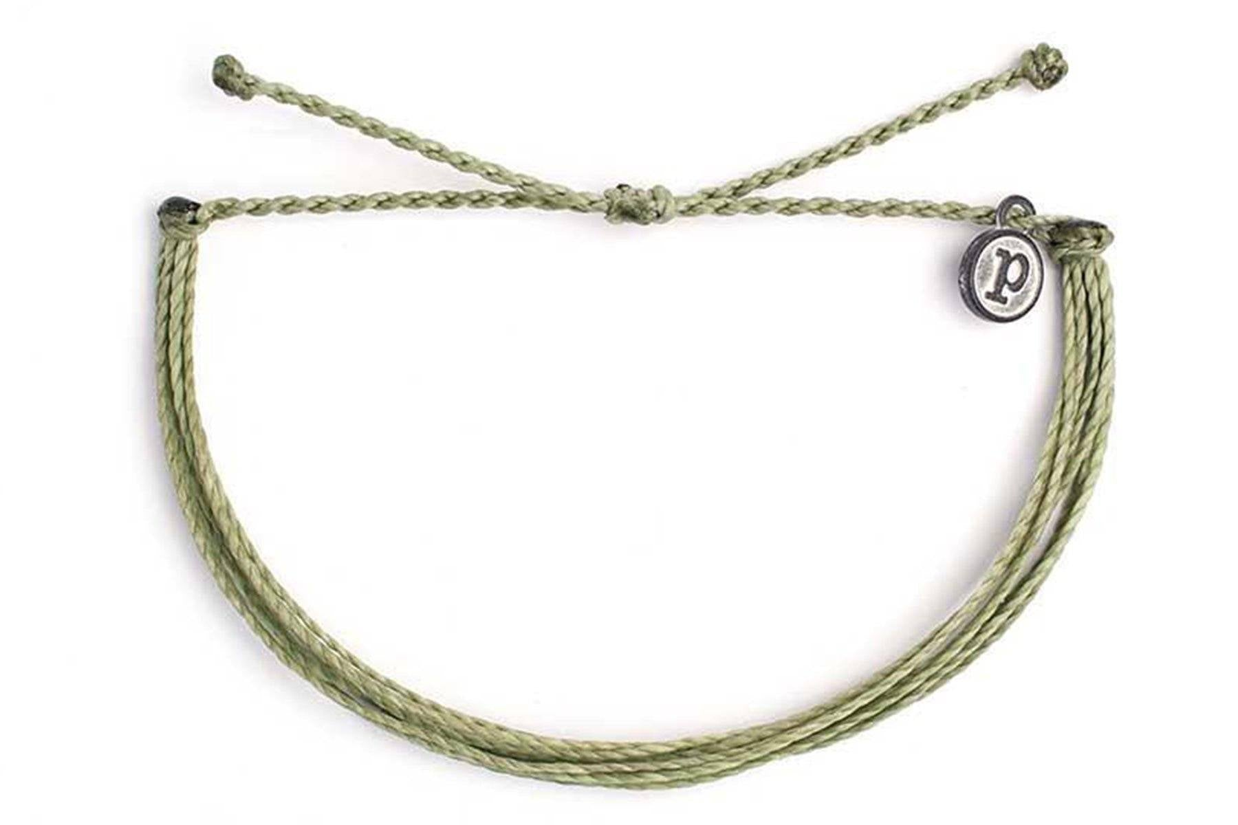 Solid Color Bracelet by Pura Vida