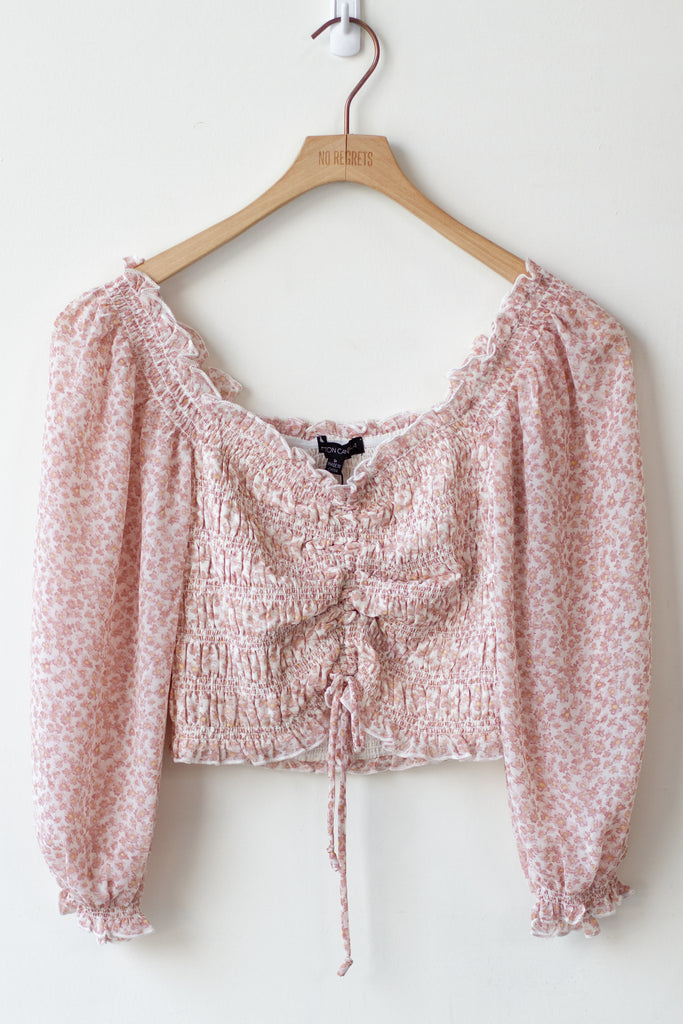Endless Love Floral Top