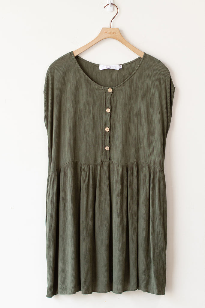 The Loveliest Babydoll Dress