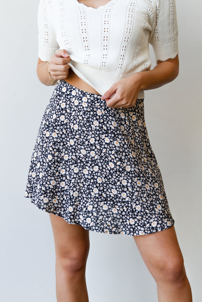 Almost Home Floral Shorts by For Good