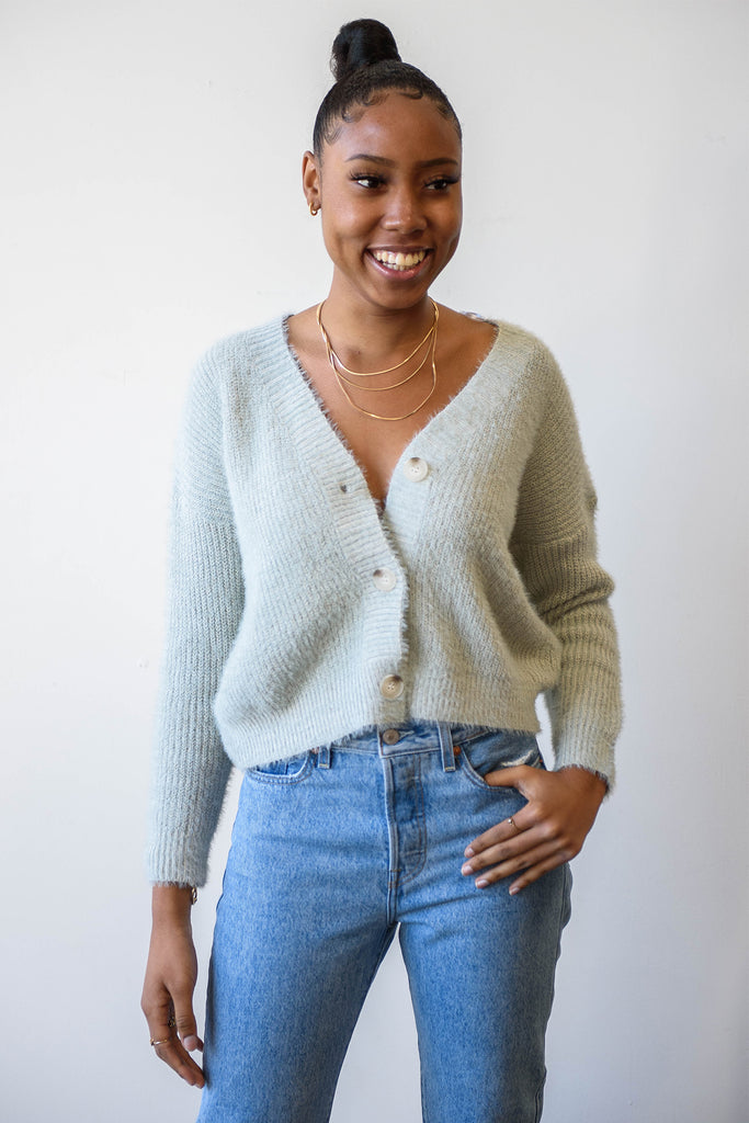 Homesick Knit Cardigan