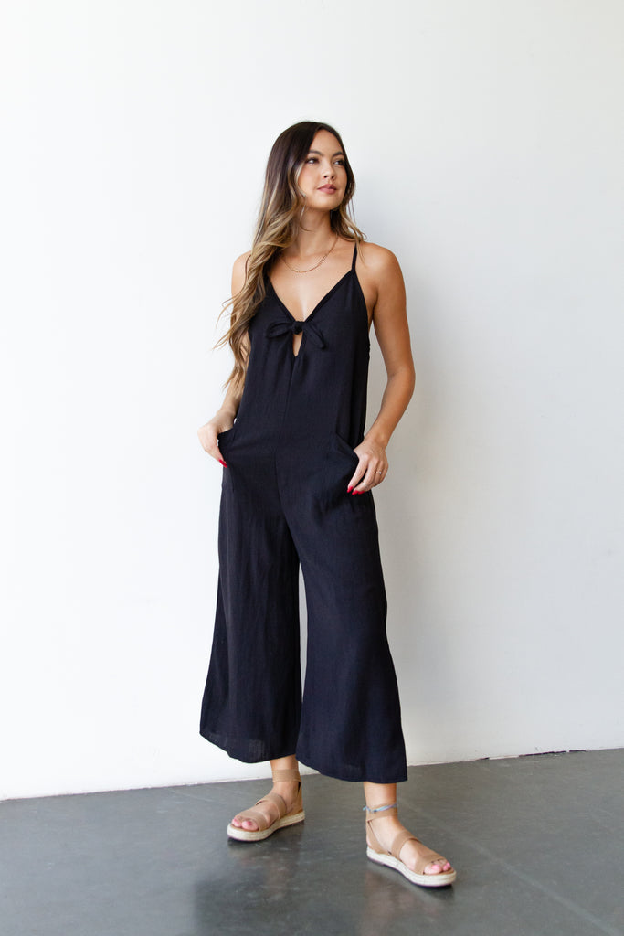 Enjoy Everything Cami Jumpsuit