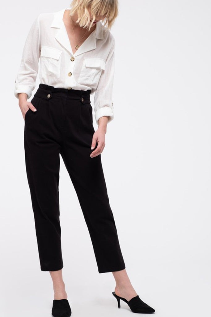 Our Fate Cropped Pants by For Good