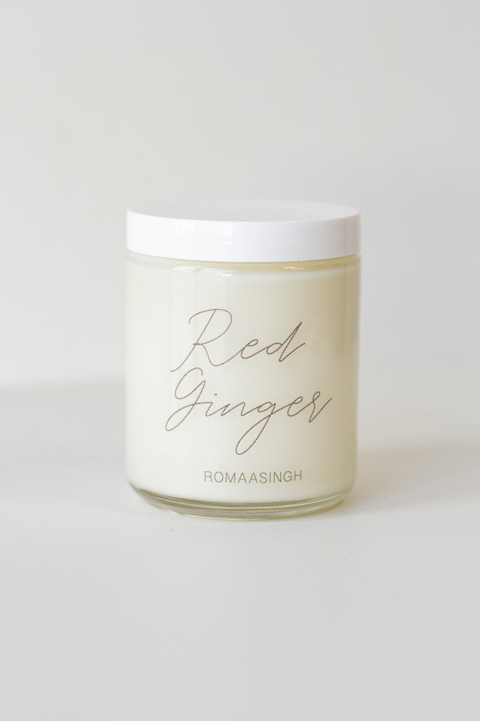 Soy Candles by Roma A Singh