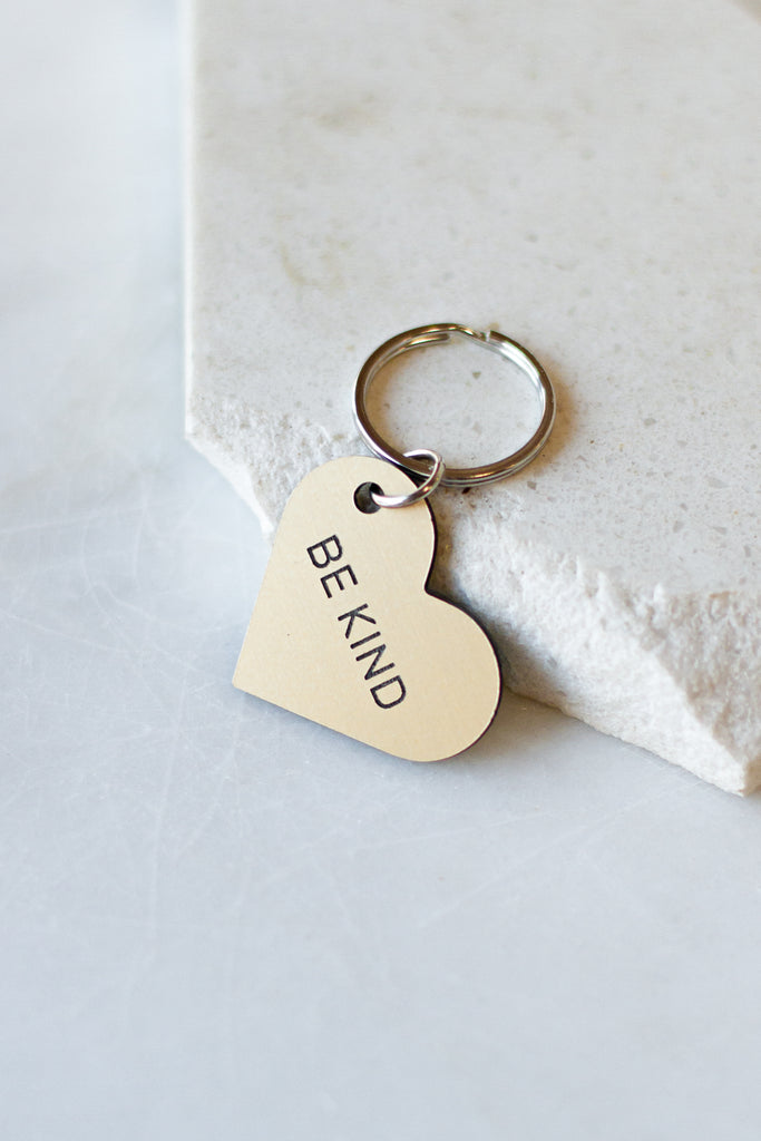 Be Kind Keychain By For Good