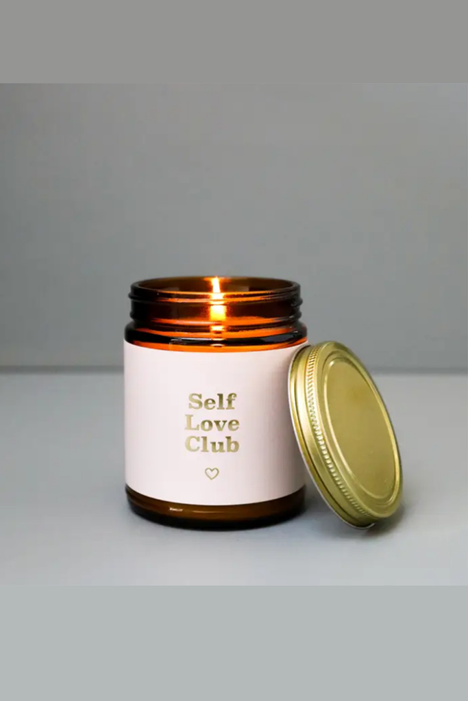 Self Love Club Candle By For Good