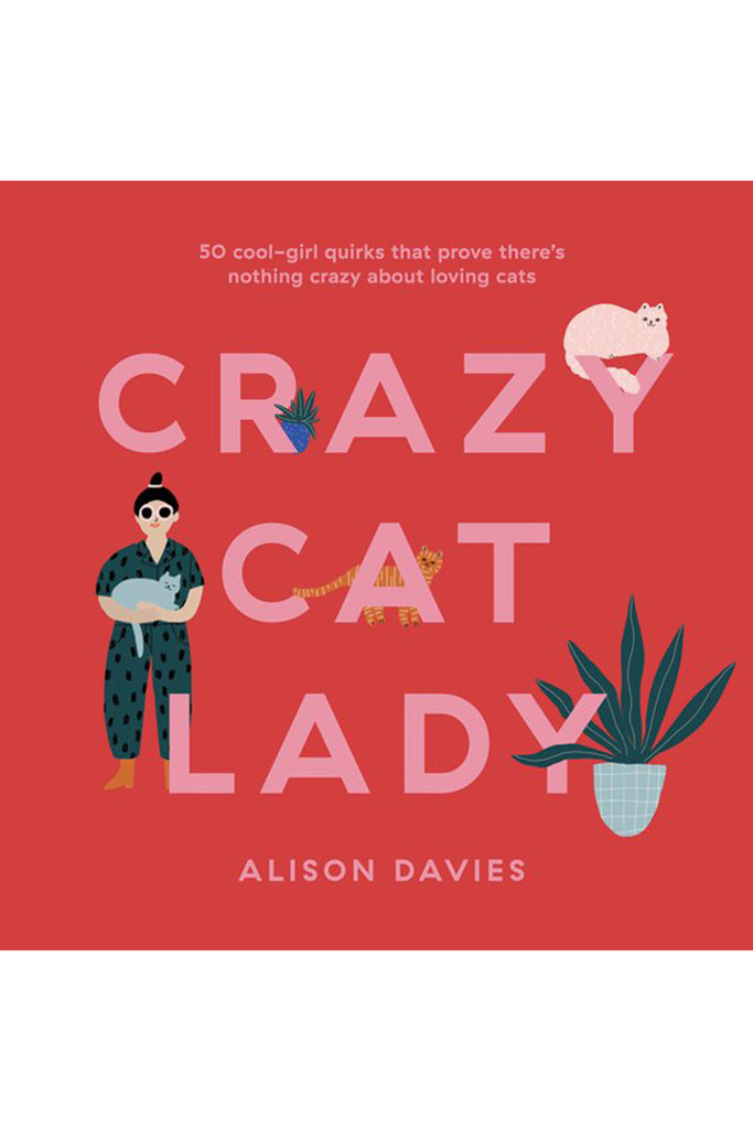 Crazy Cat Lady Book