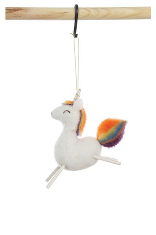 Unicorn Ornament by For Good