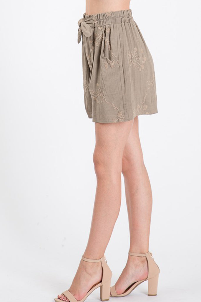 Hold Onto The Feeling Shorts by For Good