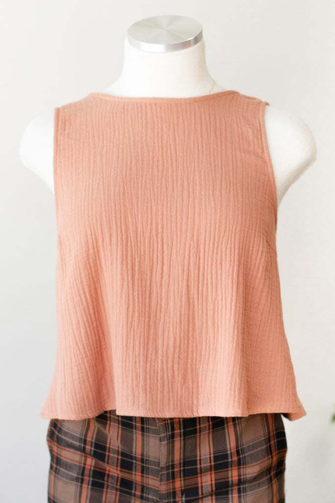 Eternally Yours Sleeveless Top