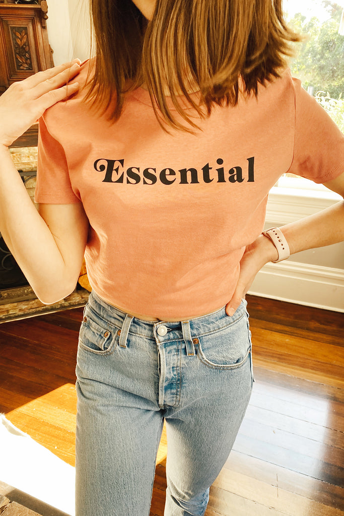 The Essential Graphic Tee