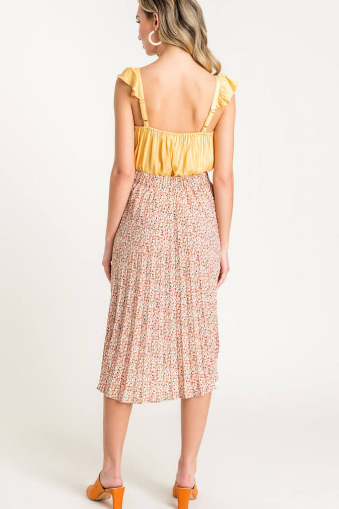 Mood & Melody Asymmetrical Skirt