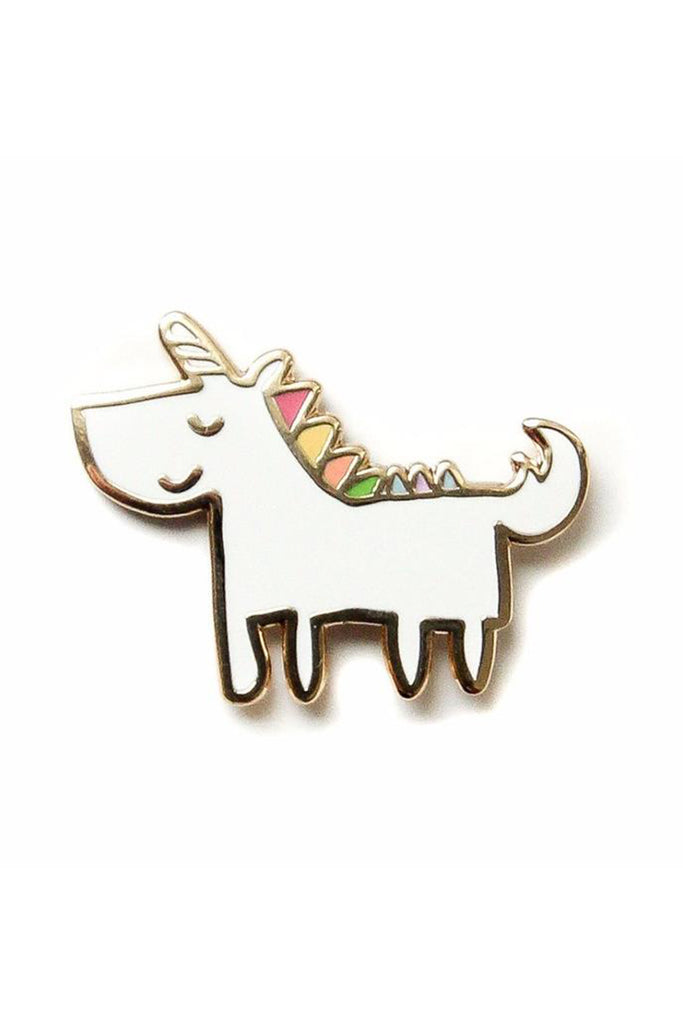 The Unicorn Pin by For Good