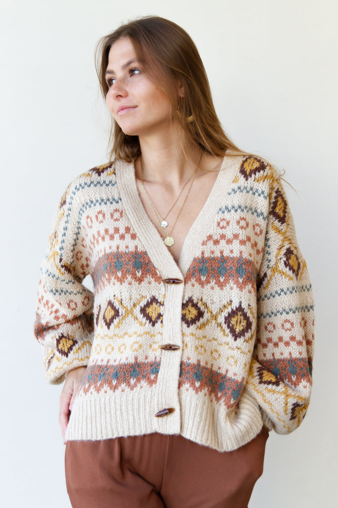 This City Knit Cardigan