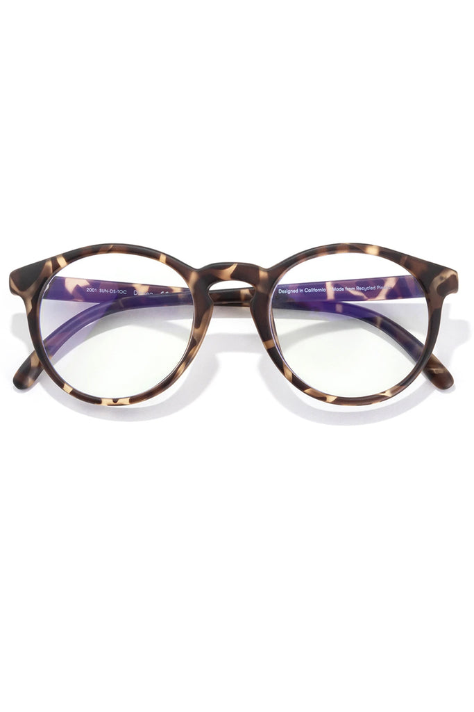 tortoise shell blue light glasses